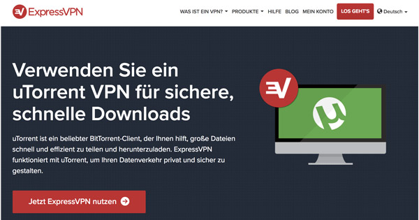 ExpressVPN risikofrei downloaden