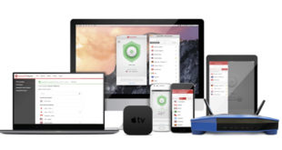 ExpressVPN software