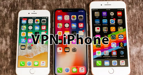 VPN iPhone