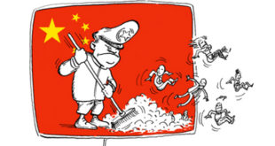 China Zensur