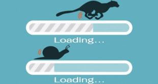 Geschwindigkeit VPN