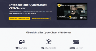 Server_CyberGhost