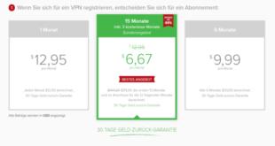 ExpressVPN Geld-zurück-Garantie