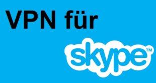 VPN Skype