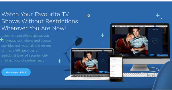 HotSpot-Shield-Streaming
