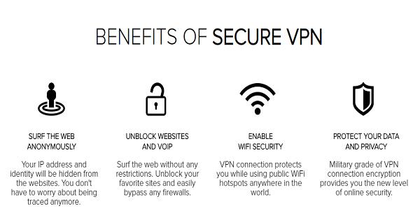 Vorteile-SecureVPN