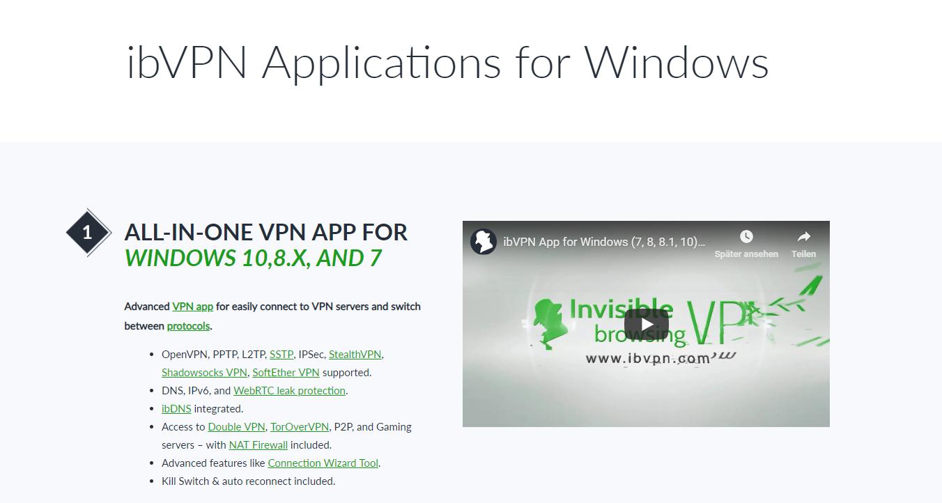 ibVPN-Windows