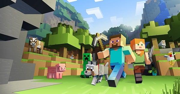 Minecraft_entsperren