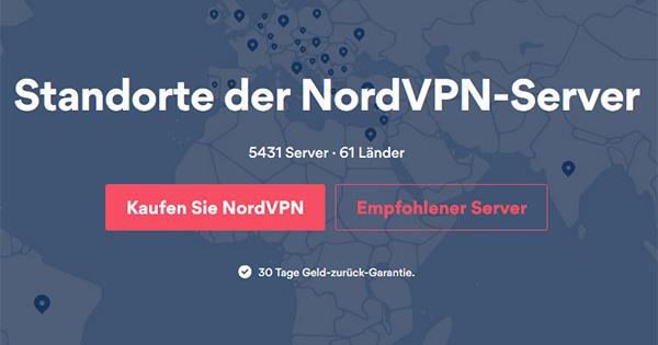 Server NordVPN