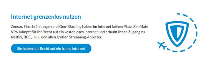 Streaming-Zenmate