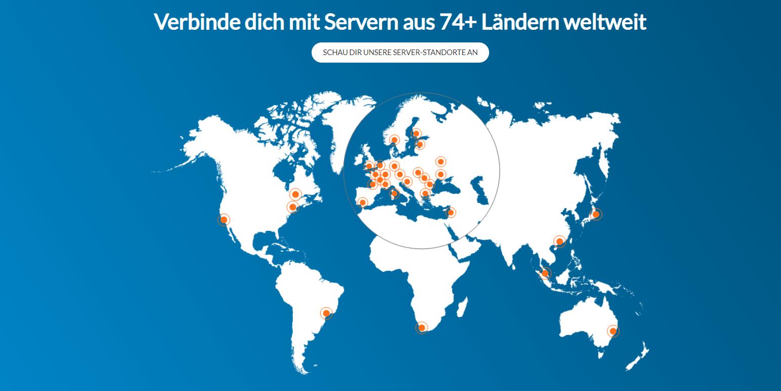 ZenMate_Länder