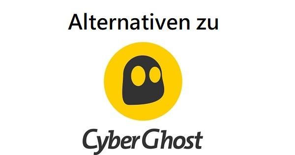Alternative Zu Cyberghost
