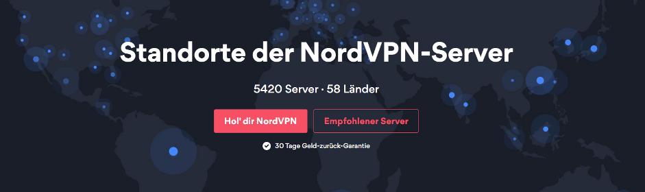 NordVPN Server